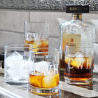 Engraved Drinking Glasses Set