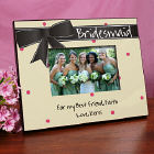 Bridesmaid Printed Picture Frame