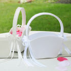 Flower Girl Basket Tote