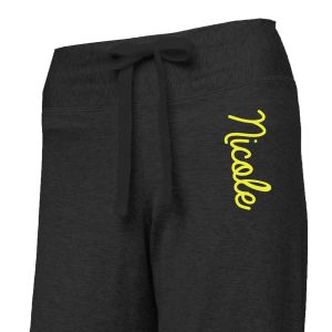 Personalized Ladies Jersey Pant