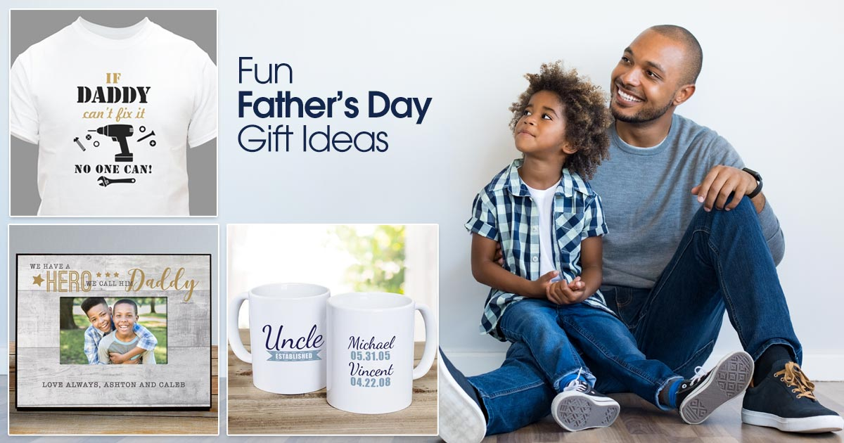 fun father's day gift ideas