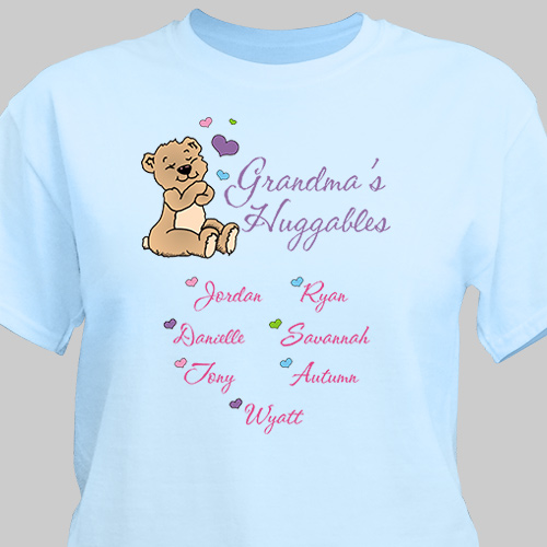 Personalized Huggables T-Shirt 33830X