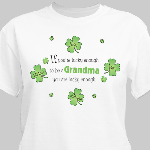 Irish Lucky Enough T-Shirt