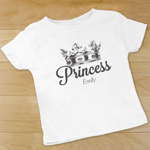 Personalized Royalty Infant Creeper 939549X