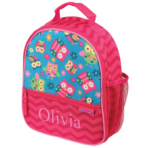 Personalized Owl Lunchbox E000256