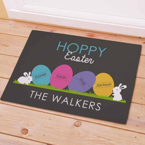 Happy Easter Welcome Doormat 83193617X