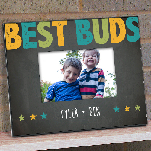Best Buds Personalized Printed Frame 494780