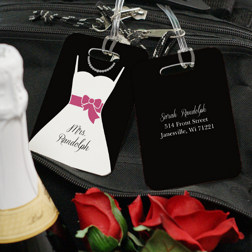Wedding Bag Tag 4177254