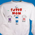 Super Grandma Sweatshirt
