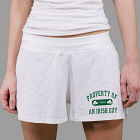 Property of Ladies Personalized St. Patrick's Day Shorts