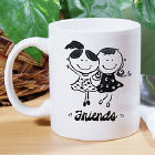 Hug Friends Ceramic Mug