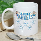 Angels Personalized Coffee Mug
