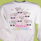 Easter Flock Easter Lamb Shirt
