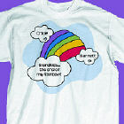 End of  My Rainbow T-Shirt