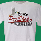 Hunting Pro Shop Personalized T-Shirt