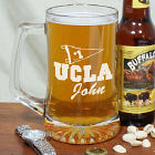 Fan Favorite College Sports Glass Mug
