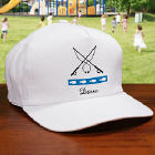 Personalized Gone Fishing Hat