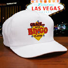 Personalized Bingo Player Hat