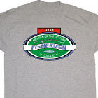 Fishermen Local 69 Personalized Fishing Adult T-shirt