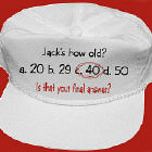 How Old Birthday Hat