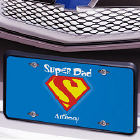 Super Dad License Plate