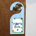 "New Baby ""A Star is Born"" Personalized  Doorhanger"