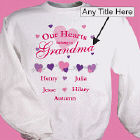 Our Hearts Belong To...Sweatshirt