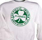 Irish Drinking Team Personalized Irish Sweatshirt