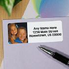 Picture Perfect Photo Address Labels