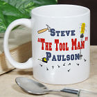 The Tool Man Coffee Mug