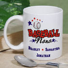 Baseball Parent Coffee Mug