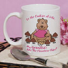 Cookies of Life Personalized Mug