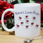 Love Bugs Personalized Mug
