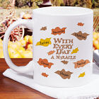 Every Leaf A Miracle Coffee Mug