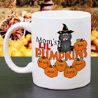Personalized Lil Pumpkins Coffee Mug