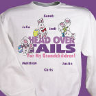Head Over Tails Sweatshirt
