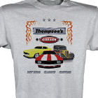 Personalized Custom Car T-shirt