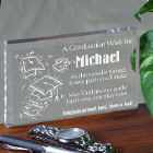 Graduation Wish Keepsake
