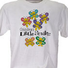 Little Smiles Personalized T-Shirt
