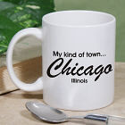 My Kind of Town Is... Personalized Coffee Mug