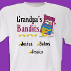 Personalized Gambling Bandits T-Shirt