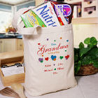 Is Loved By Canvas Personalized Tote Bag