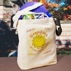 Sunshine Personalized Canvas Tote Bag
