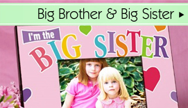 Big & Little Brother & Sister Gifts