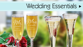 Personalized Wedding Day Accessories