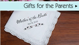 Mom & Dad Wedding Gifts