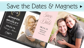 Save the Dates & Magnets