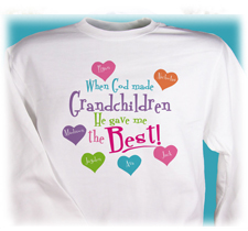Personalized Grandparents Day Gifts