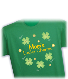 Irish Pride Clothing & Personalized Irish Shirts
