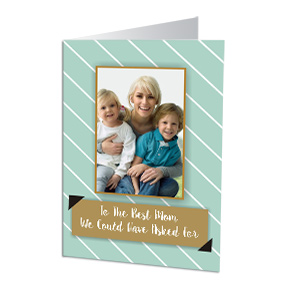 Personalized Photo Greeting Card  11018210